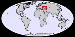 Stavropol' Global Context Map