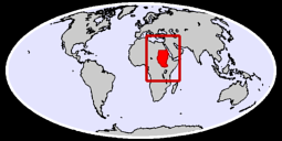 Sudan Global Context Map