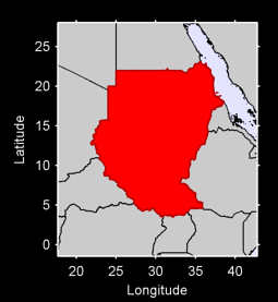 Sudan Local Context Map