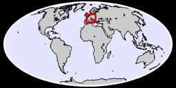 Switzerland Global Context Map