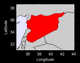 Syria Local Context Map