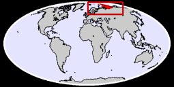 Taymyr Global Context Map
