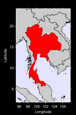Thailand Local Context Map