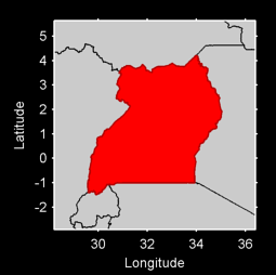 Uganda Local Context Map
