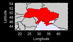 Ukraine Local Context Map