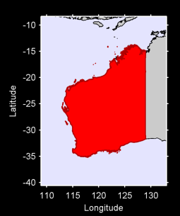Western Australia Local Context Map