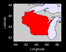 Wisconsin Local Context Map