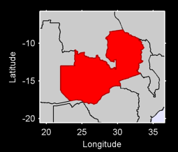Zambia Local Context Map