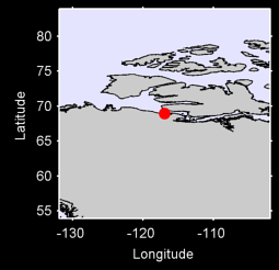 CAPE YOUNG A,NW Local Context Map