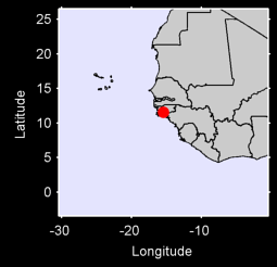 CONAKRY Local Context Map