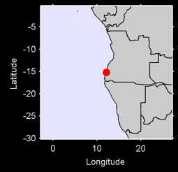 MOCAMEDES (NAMIBE) Local Context Map