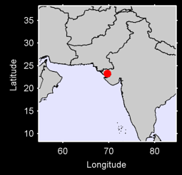 BHUJ Local Context Map