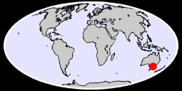 HUME RESERVOIR Global Context Map