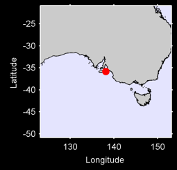CAPE WILLOUGHBY LIGHTHOU Local Context Map
