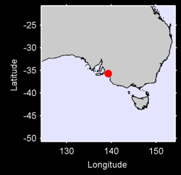 MENINGIE POST OFFIC Local Context Map