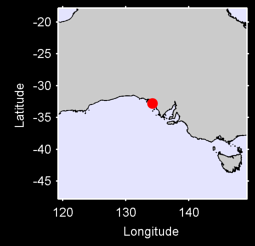 STREAKY BAY POST OFFICE Local Context Map