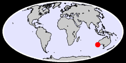 DWELLINGUP FORESTRY Global Context Map