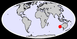 GERALDTON AIRPORT M.O./W. Global Context Map