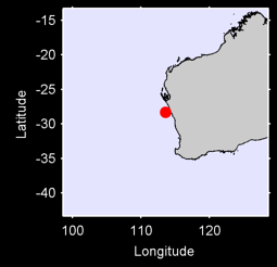 NORTH ISLAND Local Context Map