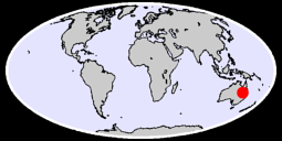 ISISFORD POST OFFICE Global Context Map