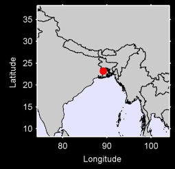JESSORE Local Context Map