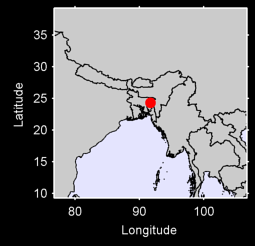 SRIMANGAL Local Context Map