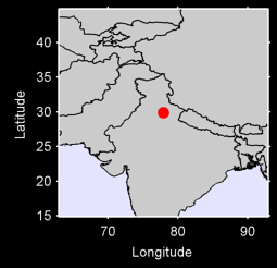 ROORKEE Local Context Map