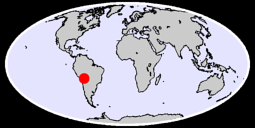 COCHABAMBA AIRP. Global Context Map