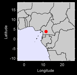 YAOUNDE             CAME  YAOU Local Context Map