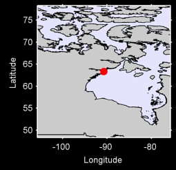 Chesterfield Inlet A Local Context Map