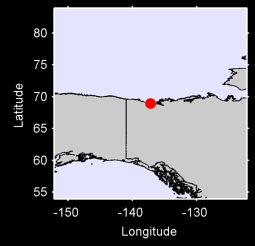 SHINGLE POINT A, YT Local Context Map