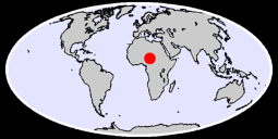FORT LAMY Global Context Map