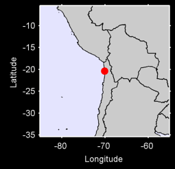 IQUIQUE DIEGO ARACENA Local Context Map