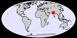 GWALIOR Global Context Map