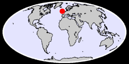 SHANNON AIRPORT Global Context Map