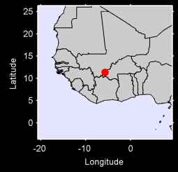 SIKASSO             MALI  SIKA Local Context Map