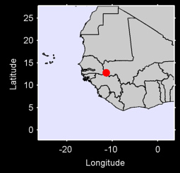 KENIEBA Local Context Map