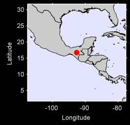 SN. CRISTOBAL LAS CASAS, CHIS. Local Context Map