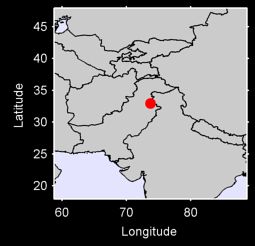 JHELUM Local Context Map