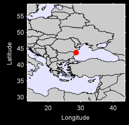 MANGALIA Local Context Map
