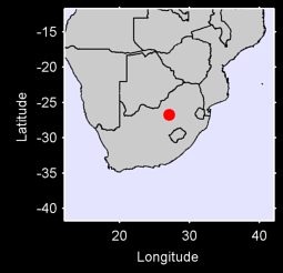 POTCHEFSTROOM Local Context Map