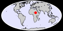 EL FASHER Global Context Map