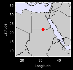 WADI HALFA Local Context Map