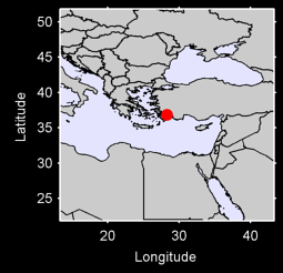 MARMARIS Local Context Map