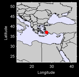 BODRUM Local Context Map
