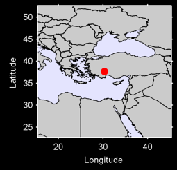 BURDUR Local Context Map