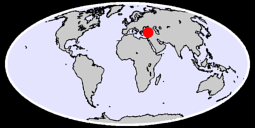 KAYSERI/ERKILET Global Context Map