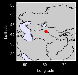 URGENCH Local Context Map