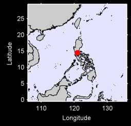 SANGLEY POINT Local Context Map