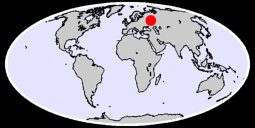 KAZAN' (KIRBY AIRP.) Global Context Map